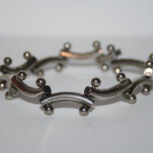 """Vintage silver bracelet 7.5"""""""